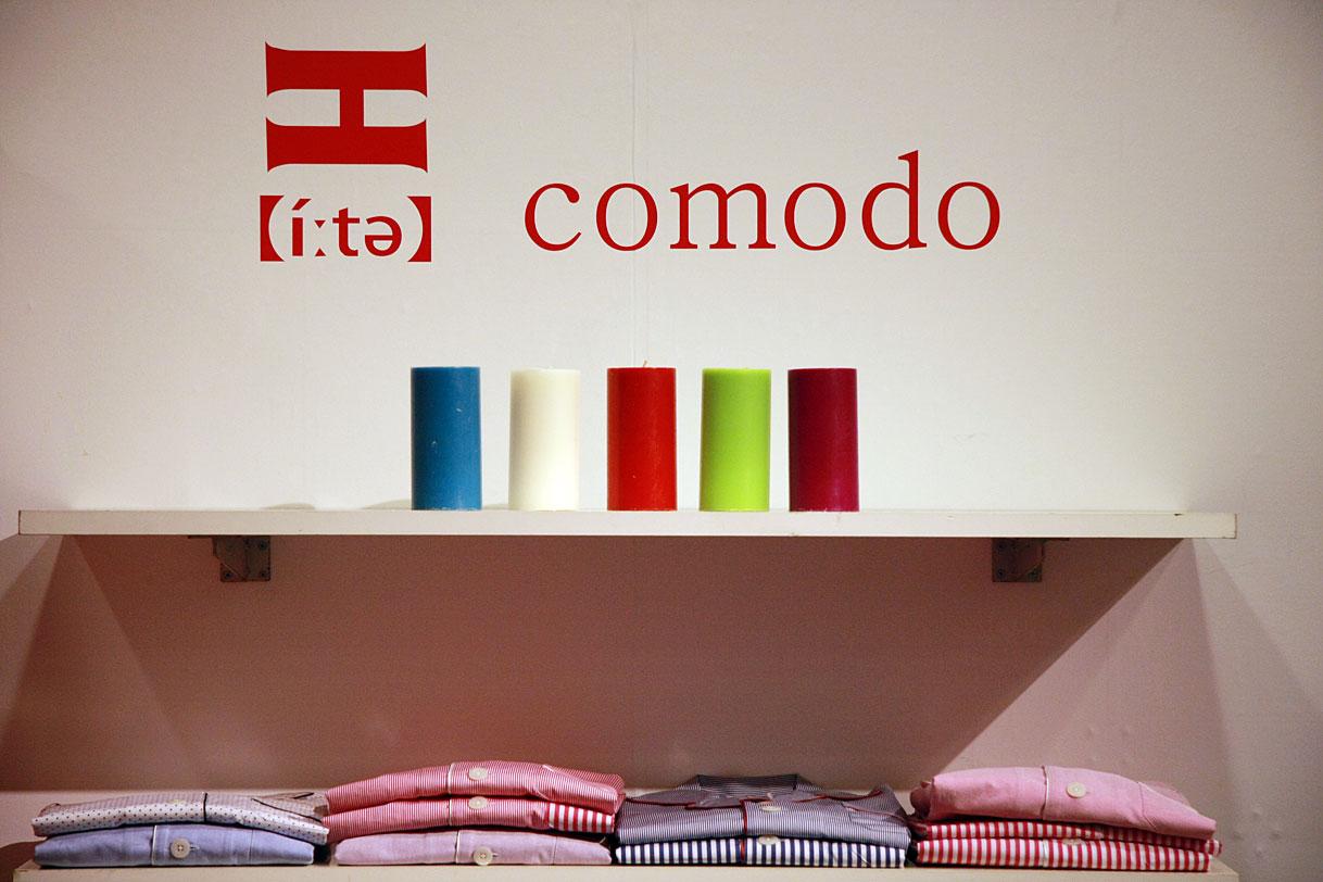 H(i:ta) comodo 2015-2016 AUTUMN & WINTER